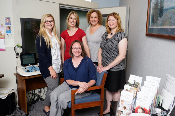 Our Audiology Team