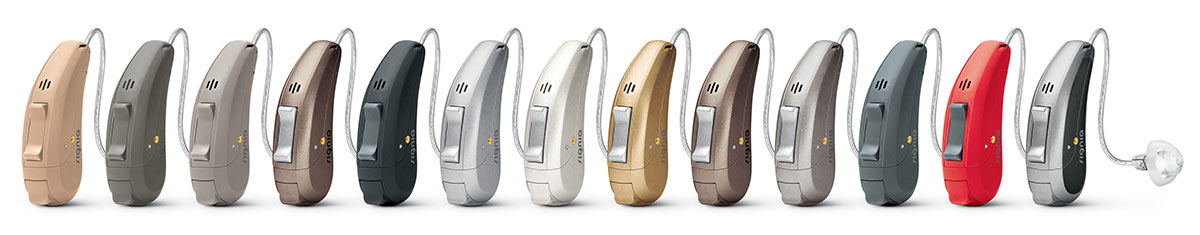 Insignia Hearing Aids - Multiple Colors